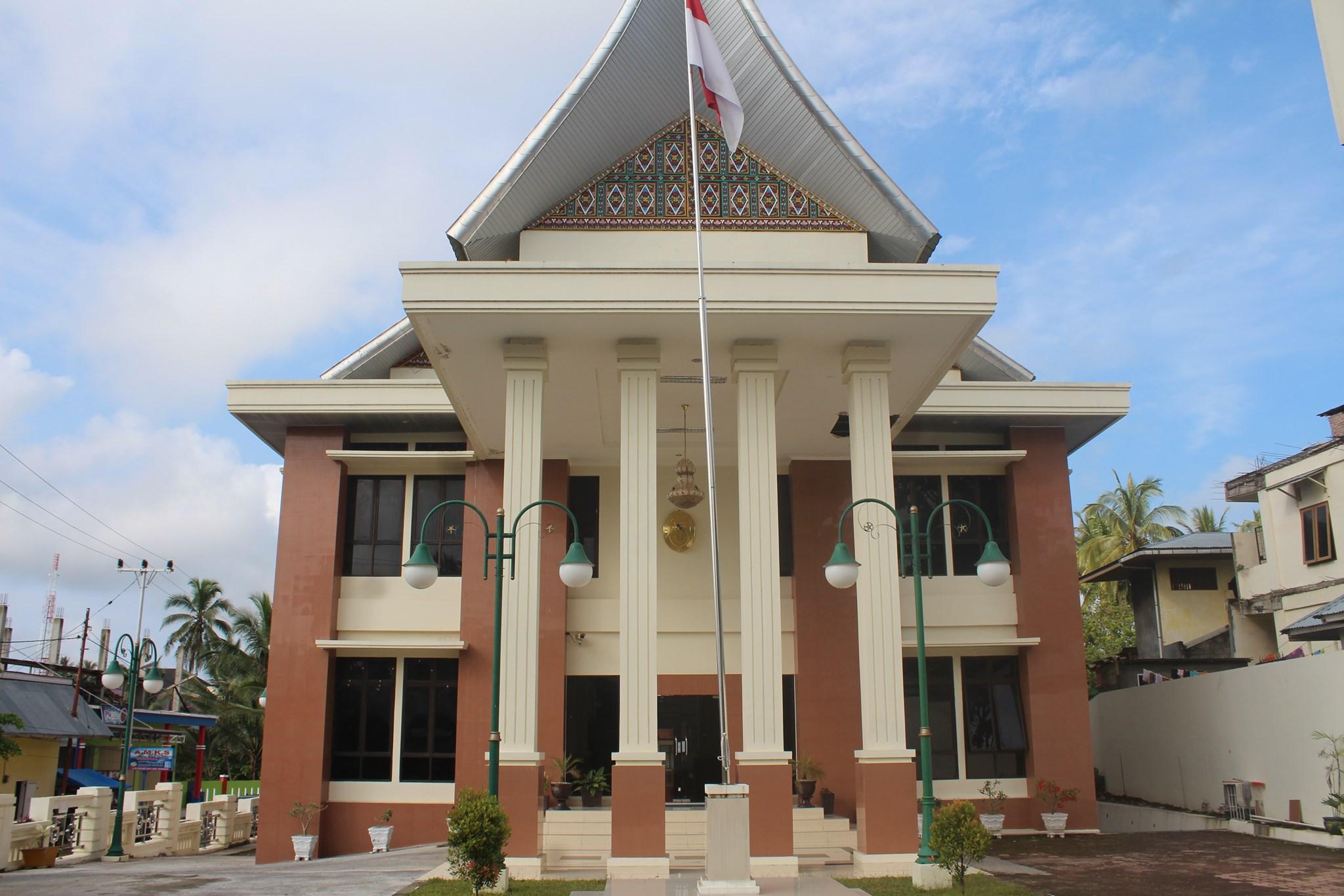 Selamat Datang di Website Resmi Pengadilan Agama Batusangkar Kelas 1B